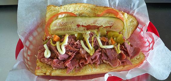 Trademark Sandwiches